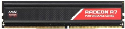 Оперативна пам'ять AMD DDR4-2400 8192MB PC4-19200 R7 Performance Series (R7S48G2400U2S)