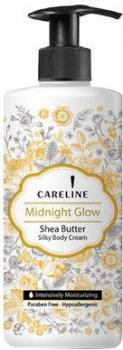 Крем для тела Careline с ароматом масла Ши 400 мл (7290102992393)
