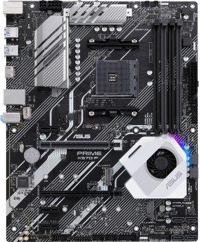 Материнская плата Asus Prime X570-P (sAM4, AMD X570, PCI-Ex16)