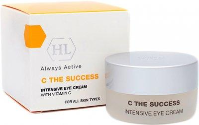 Крем для век Holy Land C The Success Intensive Eye Cream 15 мл (7290101320661)