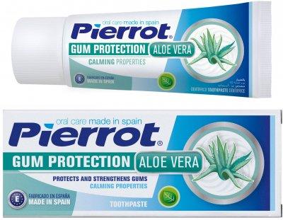 Зубная паста Pierrot Ref.129 с Алое Вера 30 мл (8411732101293)