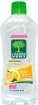 Універсальний мультиочисник L'Arbre Vert Лимон 1 л (3450601026157)