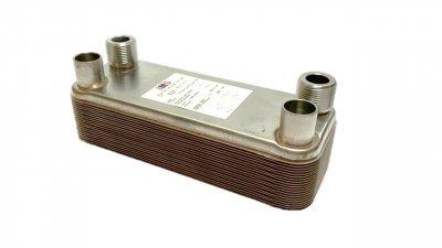 Пластинчатый теплообменник IMS В3-014-ZB-20 3/4 (20-30 кВт) под фреон до 45 бар