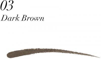 Олівець для брів Max Factor Brow Slanted автоматичний № 03 Dark Brown 0.09 г (3614227984103)
