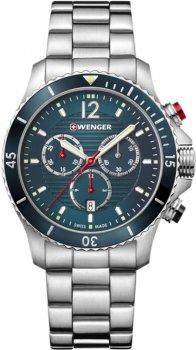 Чоловічий годинник Wenger Watch W01.0643.115