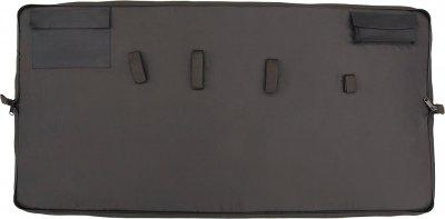 Чехол-рюкзак Shaptala для оружия с оптическим прицелом 120 см Черный (143-1)