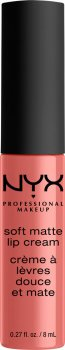Жидкая помада для губ NYX Professional Makeup Soft Matte Lip Cream 50 Cyprus (800897156015)