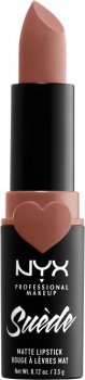 Помада для губ NYX Professional Makeup Suede Matte Lipstick 02 Dainty Gaze (800897170653)