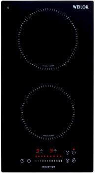 Варочная поверхность электрическая Domino Weilor WIS 322 BLACK