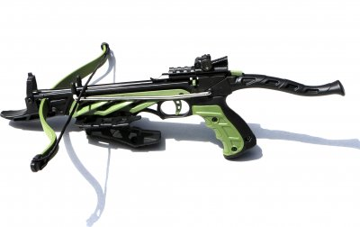 Арбалет-пістолет Man Kung MK/TCS1-G самозарядний 3 стріли (MK/TCS1-G)