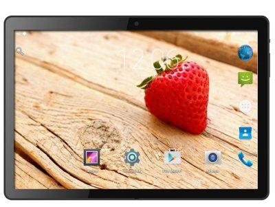 Планшет-телефон Hoozo MT116 2GB RAM Black + Чехол-книжка + Карта памяти 32GB