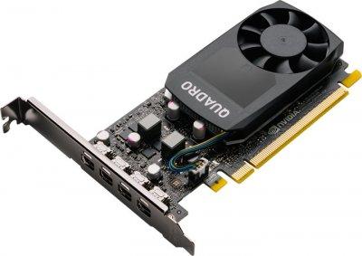 Dell PCI-Ex NVIDIA Quadro P620 2GB GDDR5 (128bit) (1266/5008) (4 x miniDisplayPort) (490-BEQV)