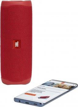 Акустична система JBL Flip 5 Red (JBLFLIP5RED)