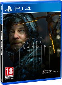 Гра Death Stranding для PS4 (Blu-ray диск, Russian version)