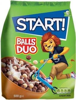 Упаковка сухого завтрака Start DUO 500 г х 6 шт (4820008126504)