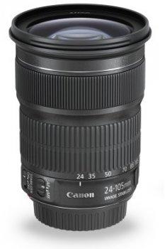 Об'єктив Canon Ef 24-105mm f/3.5-5.6 Is Stm 525 г 104 мм