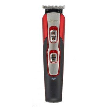 Набір для стрижки Gemei GM-592 10 в 1 Триммер для бороди Тример для носа і вух