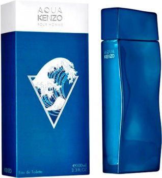 Туалетная вода для мужчин Kenzo Aqua Pour Homme 100 мл (3274872357228)