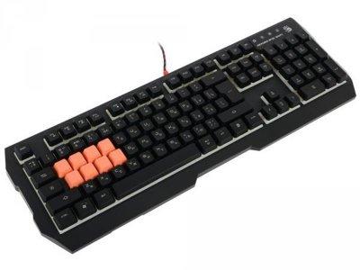 Клавіатура A4Tech Bloody B188 Black USB