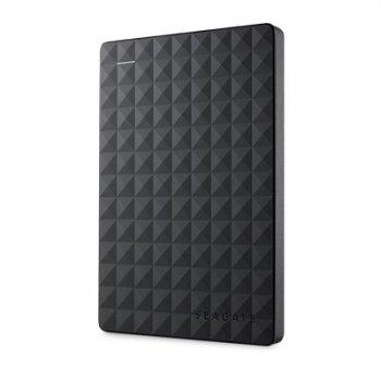 """Накопичувач зовнішній HDD 2.5"""" USB 4.0 TB Seagate Expansion Black (STEA4000400)"""