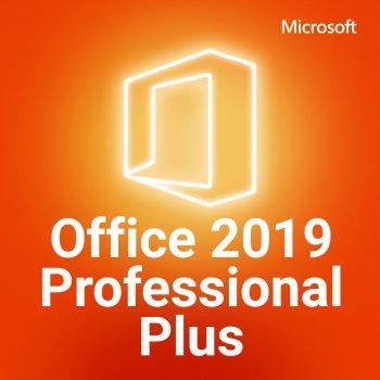Офісне додаток Microsoft Office 2019 Professional Plus (ESD - електронна ліцензія)