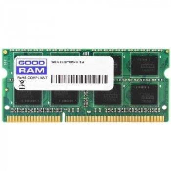 Модуль пам'яті SO-DIMM 8GB/2666 DDR4 GOODRAM (GR2666S464L19S/8G)