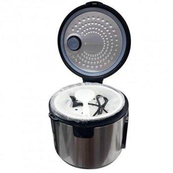 Мультиварка пароварка йогуртница Banoo 6 литров медленноварка 1500 Вт лучшая домашняя мощная помощница на кухне BN7002S