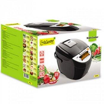 Мультиварка пароварка Maestro 5 литров медленноварка 860 Вт лучшая домашняя мощная помощница на кухне MR793B