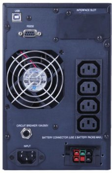 Powercom Macan MAC-1500 IEC