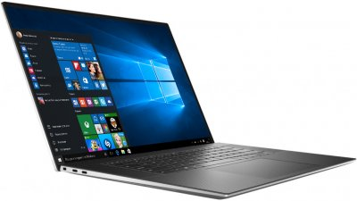 Ноутбук Dell XPS 17 9700 (X9700UT716S1D1650tiW-10PS) Platinum Silver
