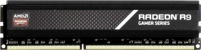 Модуль памяти Radeon R9 8GB DDR4 3200MHz (R9S48G3206U2S) (F00235908)