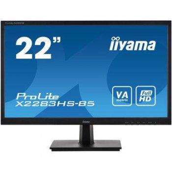 Монітор Iiyama X2283HS-B5 (F00235223)