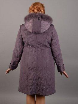 Куртка Mangust 3589-1 Сиреневая
