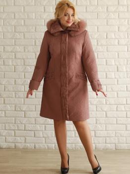 Куртка Mangust 3589-6 Персиковая