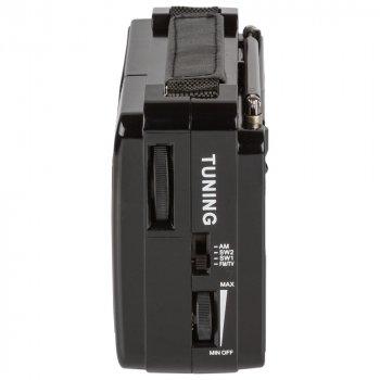 Портативний радіоприймач Golon RX-607 AC Black (RX-607ACB)