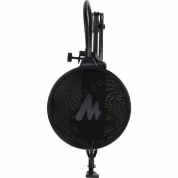 Мікрофон конденсаторний Maono AU-PM421 зі стійкою, павуком та поп-фільтром + USB і вітрозахист Чорний