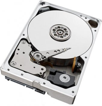 "Жорсткий диск Seagate SkyHawk Al HDD 10TB 7200rpm 256MB ST10000VE0008 3.5"" SATAIII"