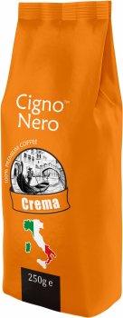 Кофе молотый Cigno Nero Crema 250 г (4820154091374)