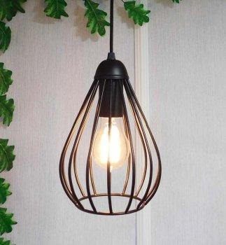 Светильник подвесной на 2-лампы FANTASY/SP-2 E27 чёрный