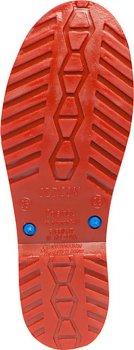 Резиновые сапоги OLDCOM Accent Черно-красные