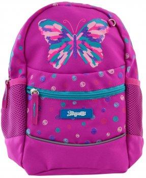Рюкзак дитячий 1 Вересня K-20 Summer Butterfly для дівчаток 0.275 кг 22х29х15.5 см 10 л (556521)