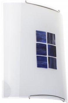 Світильник настінно-стельовий Brille W-444/2 Blue (171324)