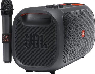 Акустична система JBL PartyBox Go 100 Black (JBLPARTYBOXGOBEU)