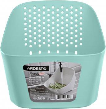 Сито Ardesto Fresh 27х27х32 см Блакитне (AR1601TP)