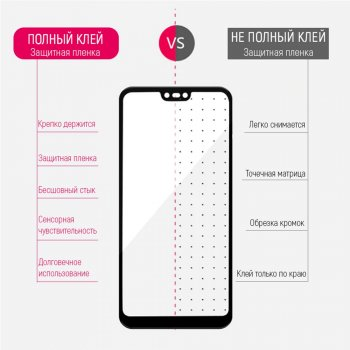 Захисне скло ColorWay для Huawei Nova 5T Black (CW-GSFGHN5T-BK)