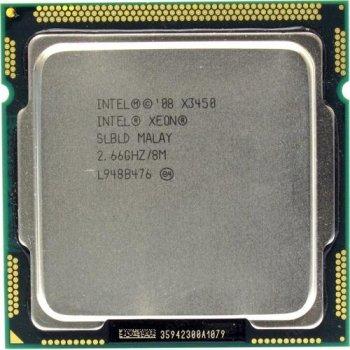 Процесор Intel Xeon X3450 (BV80605001911AQ), б/в