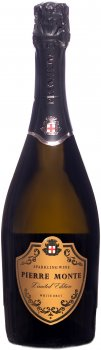 Ігристе вино Pierre Monte біле брют 0.75 л 10.5-13.5% (4841676002419)