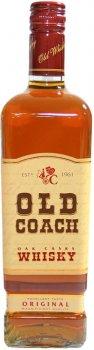 Виски Old Coach 3-х летний 0.7 л 40% (4840557003798)