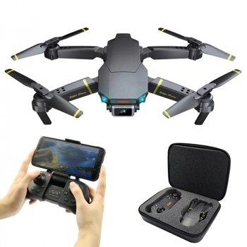 Квадрокоптер Global Drone GD89 PRO 4K + переносний кейс, сенсори наближення до перешкоди.