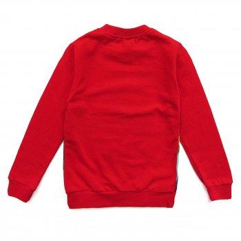 Утеплённый свитшот Ben 10 Gorkem kids для мальчика Красный 7981